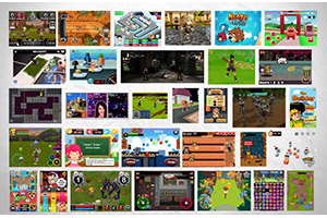 Portfolio for Game developer