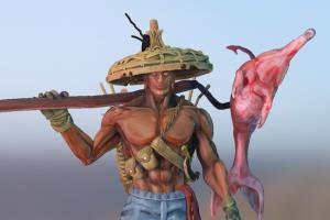 Portfolio for 3D artist and Concept artist
