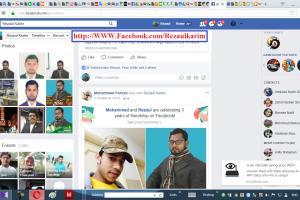 Portfolio for Facebook Media Experts.
