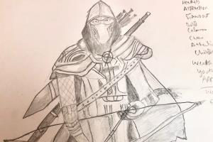Portfolio for Hand Drawn Pictures