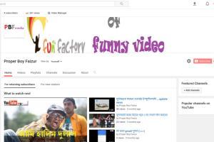 Portfolio for You Tube Marketing