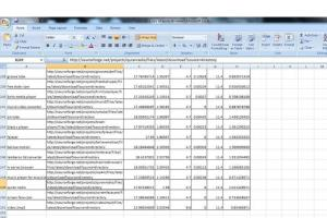 Portfolio for Contact list of Employees online data