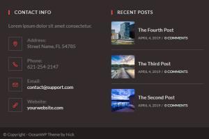 Portfolio for WooCommerce Wordpress
