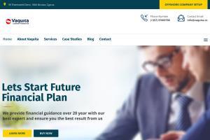 Financial Services Portal (Wordpress) + Email Marketing