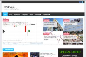 Wordpress - Investment / Trading Portal