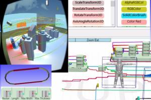 Portfolio for Software Developer for Engineers