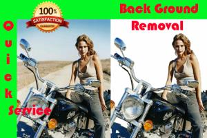 Portfolio for Remove Background And Retouch Photo Fast