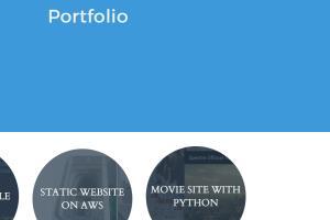 Portfolio for Cloud & DevOps Infrastructure Consultant