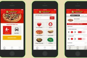 Restaurant Food Ordering App (iOS/Android)