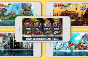 Ramboat – Mobile Action Game (iOS/Android)