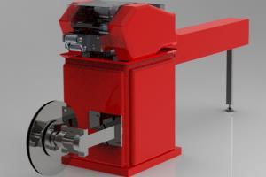 Turbo Fin Machine
