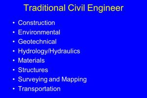 Portfolio for civil engineering tasks,problems,project