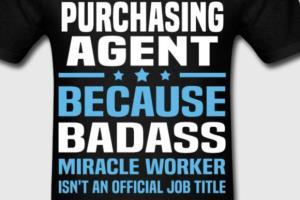 Portfolio for Purchasing Agent