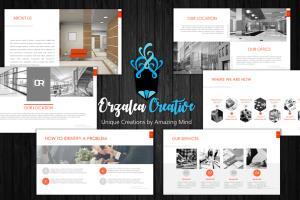 Portfolio for PowerPoint Presentation Designer