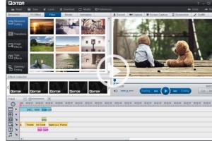Portfolio for Desktop Applications