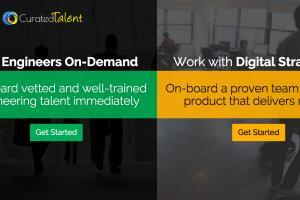 Portfolio for Tech Geek | Build Your MVP Mobile App