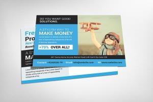 Portfolio for Post Card Design