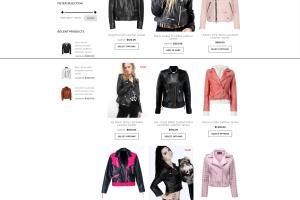 Portfolio for eCommerce & Online Store build