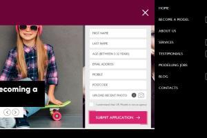 Portfolio for Professional Portfolio Website