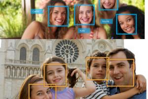 Portfolio for Face detection and Recognition.