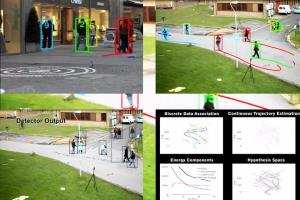 Portfolio for Object Detection and Tracking.