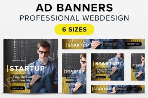 Portfolio for Banner Ads