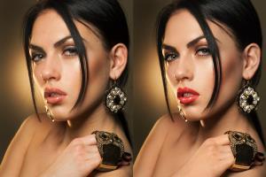 Portfolio for Photo Editor Retoucher Color Correction