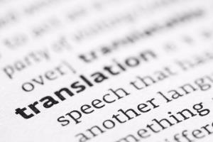Portfolio for Wordsmith and translator