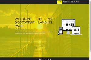 Portfolio for Front-end web and software developer