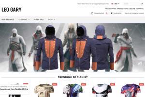 Portfolio for Shopify Website Development
