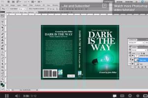 Portfolio for Book Cover Designing