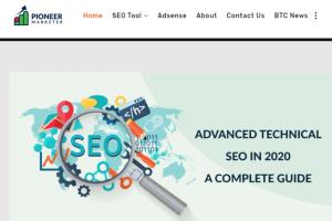 Portfolio for On Page SEO Services / Technical SEO