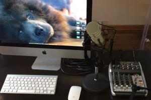 Portfolio for Voice-Over Artist/Commercial Production
