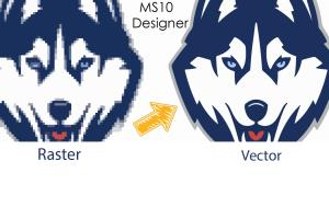 Portfolio for I will Vector Trace your image or raster