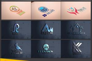 Portfolio for Profesional Logo Maker