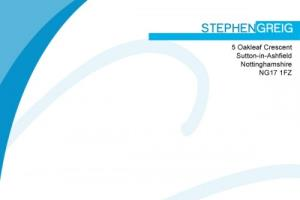 Portfolio for Letterhead Design