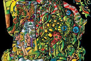 Portfolio for Custom Illustrations and Digital Art