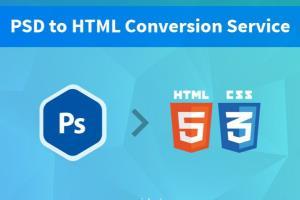 Portfolio for PSD To HTML   HTML5, CSS3   RESPONSIVE