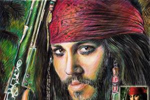 Portfolio for Traditional Artist Painter