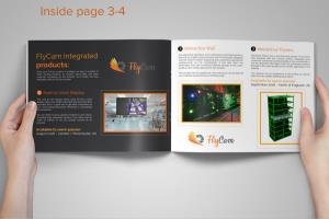 Portfolio for Brochures Bi-Fold, Tri-Fold & Multi Page