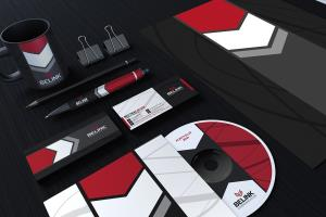 Portfolio for Stationery | Brand Identity Kit Design