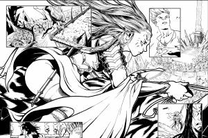 Portfolio for coolness / style / quality comic art