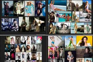 Portfolio for Photographer - Fashion, Advert, Portrait