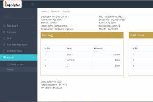 Portfolio for Java Development - JavaFX, J2EE, Spring