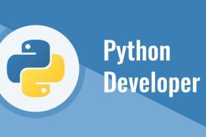 Portfolio for Python Developer
