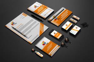 Portfolio for I Will Design Letterhead And Stationery
