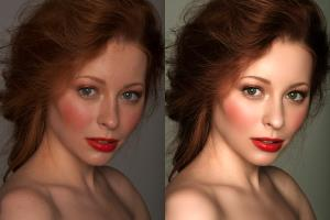 Portfolio for Highend Portrait Retouch