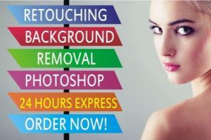 Portfolio for PHOTOSHOP BACKGROUND REMOVAL