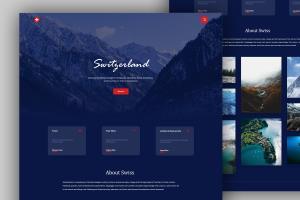 Website Mobile Ui Design