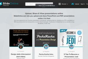 Website developed in Yii framework